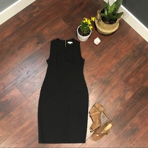 NWOT✨ Calvin Klein Sheath Dress with Keyhole